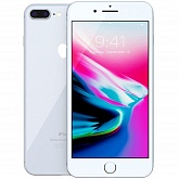 Смартфон APPLE iPhone 8 Plus 64Gb (серебро)