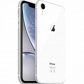 Смартфон APPLE iPhone XR 128Gb, белый